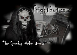 The Spooky Webmistress of Frightbytes